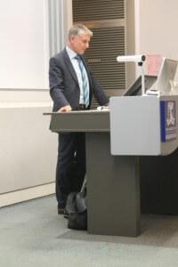 Professor Grant McArthur, Chief Investigator of MMP