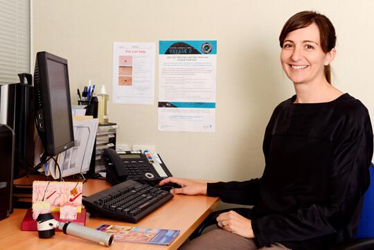Dr Victoria Mar'
